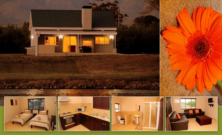 Accomodation At The Breede River Goudmyn River Chalets